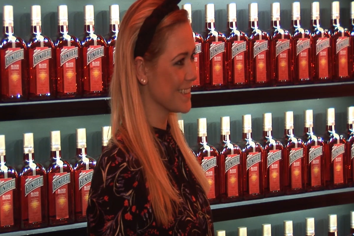Blood Orange Launch Event – Cointreau