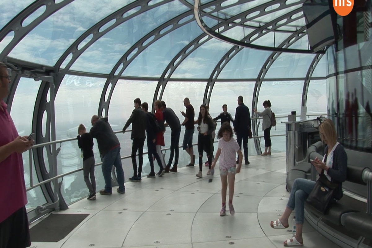 NFS – British Airways i360