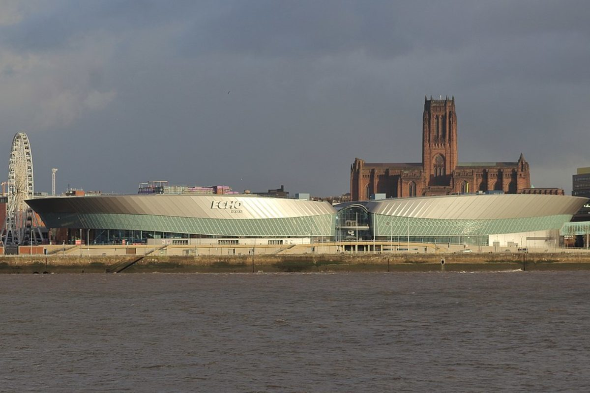 Lustalux at ACC Liverpool